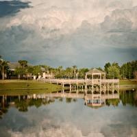 Lake Vista by Cindy Flood in Cindy Flood