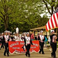 Small Town Memorial Day Parade by Cindy Flood in Cindy Flood