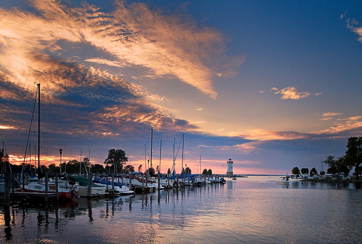 Sunset by Cindy Flood in Cindy Flood