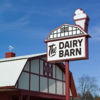 Dairy Barn by Mark Gowin in Regular Member Gallery