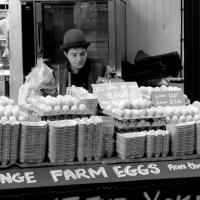 Borough Market Eggs by Mark Gowin