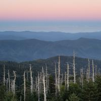 Clingmans Dome Twilight by Mark Gowin in Regular Member Gallery