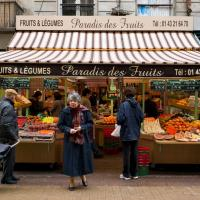 Degaurre St. Fruit Stand by Mark Gowin in Regular Member Gallery