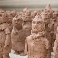 Papermachearmy Lowres by Mark Gowin in Regular Member Gallery
