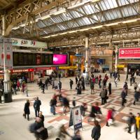 Victoria Station by Mark Gowin in Regular Member Gallery