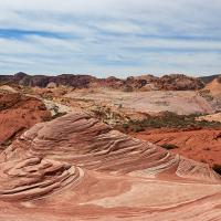 Valley Of Fire by JCT