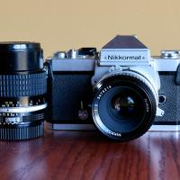 Nikkormat Ft3 by JCT