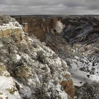 Canyon De Chelly by Woody Campbell in Woody Campbell