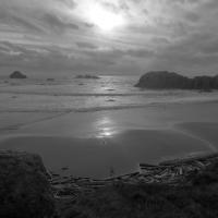 Oregon Coast by Woody Campbell in Woody Campbell