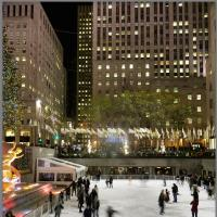 Rock Center Full by Woody Campbell