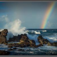 Hookipa Rainbow by Wayne Fox in Regular Member Gallery