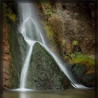 Darwin Falls by Wayne Fox