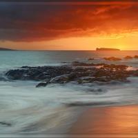 Pa'ako Beach by Wayne Fox in Wayne Fox