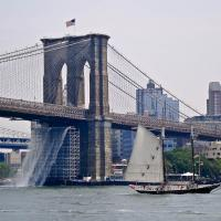 Brooklyn Bridge by bradhusick in bradhusick