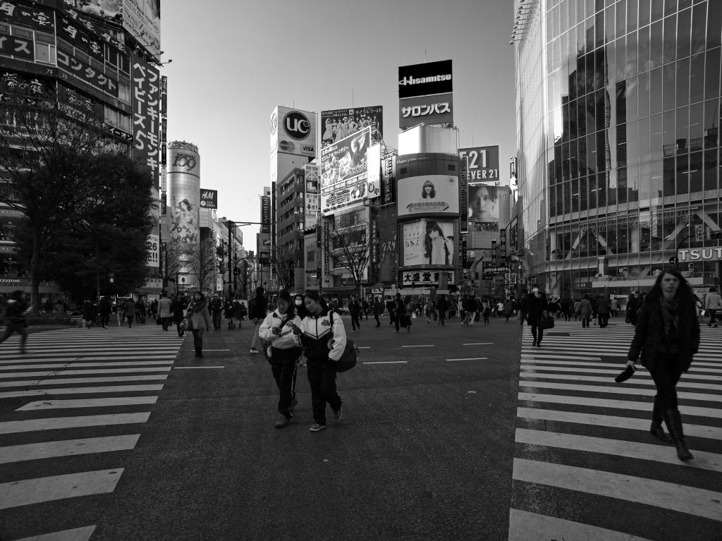 Shibuya 109 by neil in Regular Member Gallery