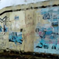 Graffiti Under The Rain by sinwen