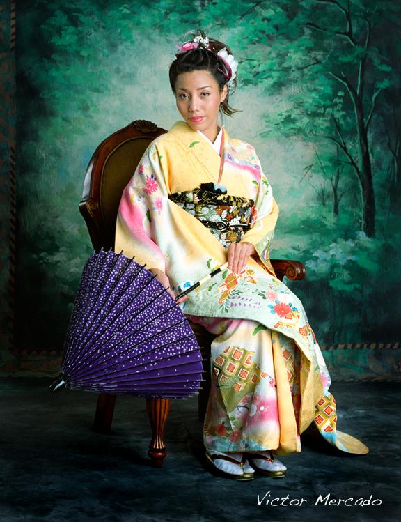 Kimono by Victor Mercado in Regular Member Gallery