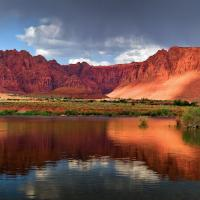 IVINS RESERVOIR AT KAYENTA (UTAH) by Charles Wood in Regular Member Gallery