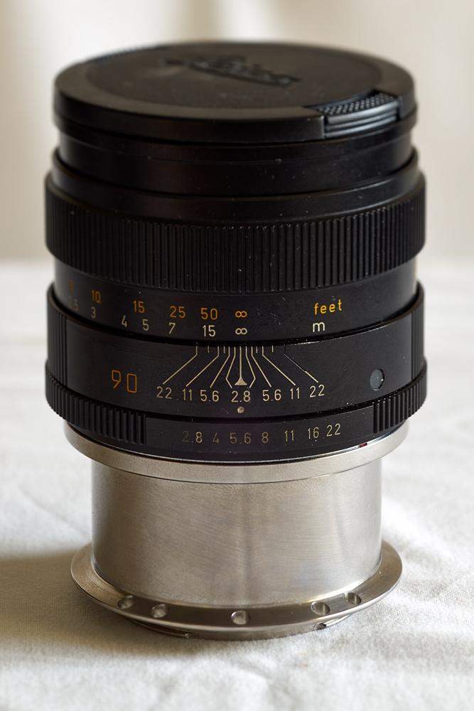 Leica-r 90 - Leitax-adapter - Sony-e Mount by Schmiddi in Regular Member Gallery