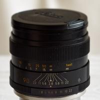 Leica-r 90 - Leitax-adapter - Sony-e Mount by Schmiddi in Regular Member Gallery