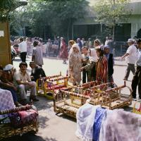 The City Of Osh Of Kirgizija1988god. Buyers. by Yuri in Regular Member Gallery