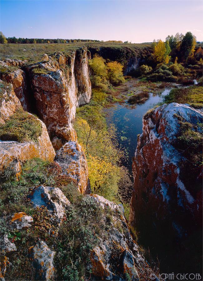 Miass River Ural by Yuri in Regular Member Gallery