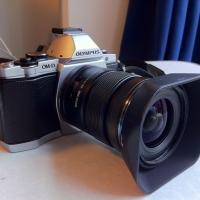 Om-d 12-50mm by cjlacz
