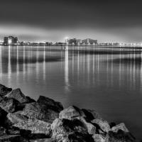 West From Shelter Island by billbunton