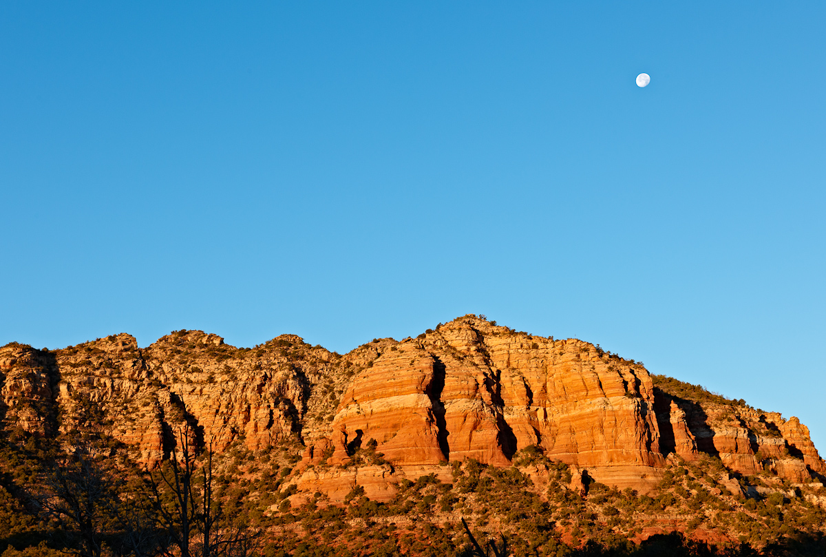 Sunrise At Sedona #1 by billbunton in Landscapes