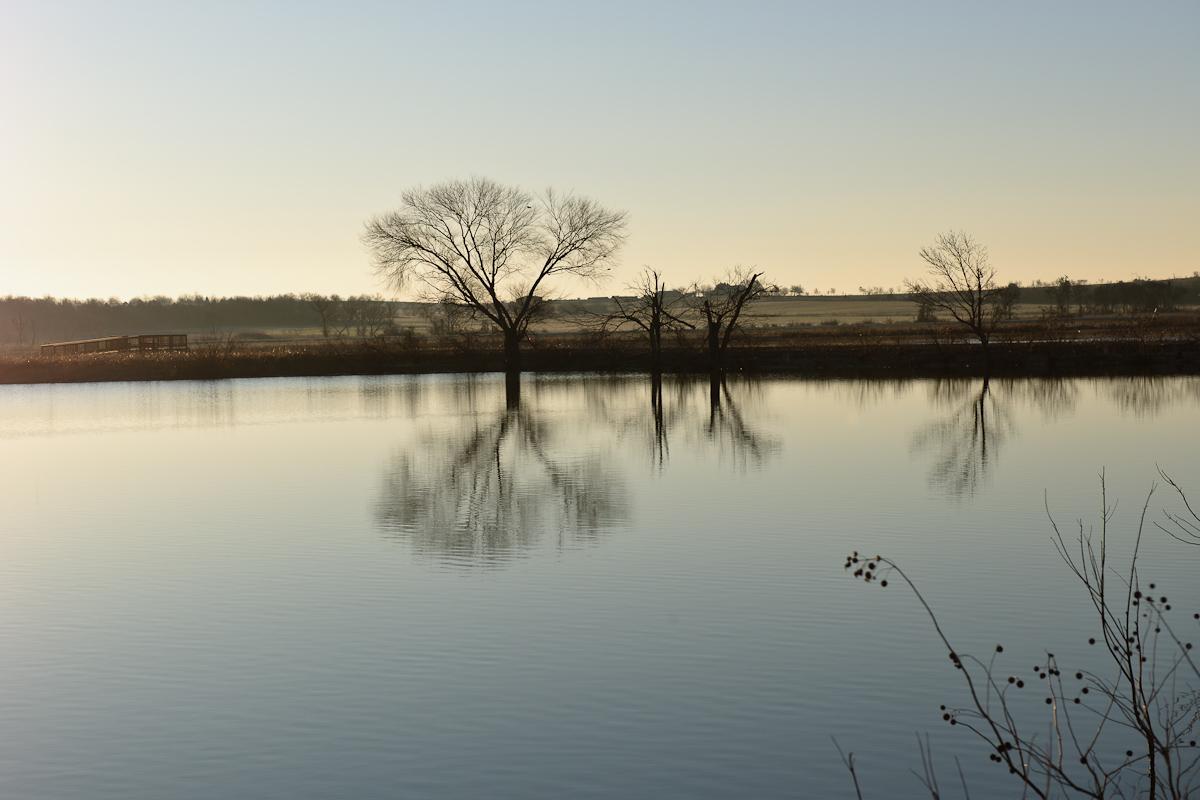 Morning At Hagerman Nwr by billbunton in Landscapes