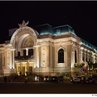 Saigon Opera by Jorgen Udvang in Jorgen Udvang