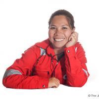 Red Staff by Jorgen Udvang in Jorgen Udvang