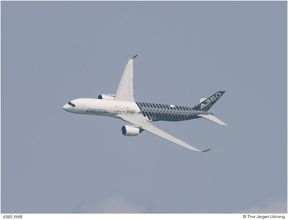 A350 XWB by Jorgen Udvang in Jorgen Udvang
