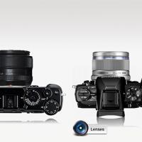 X-Pro2 small etc. by Jorgen Udvang