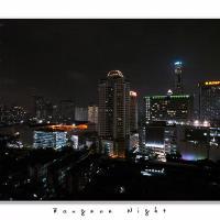 Bangkok Night by Jorgen Udvang in Jorgen Udvang
