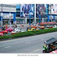 Bangkok Signature by Jorgen Udvang in Jorgen Udvang