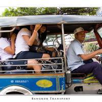 Bangkok Transport by Jorgen Udvang in Jorgen Udvang