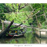 Bangkok Waters by Jorgen Udvang