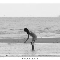 Beach Solo by Jorgen Udvang