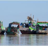 Boat Quartet by Jorgen Udvang