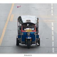 Brakes by Jorgen Udvang