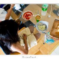Breakfast by Jorgen Udvang
