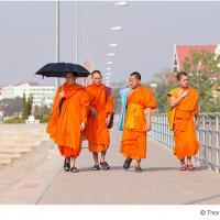 City Monks by Jorgen Udvang
