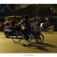 City Ride by Jorgen Udvang