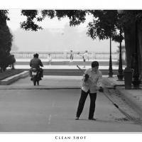 Clean Shot by Jorgen Udvang