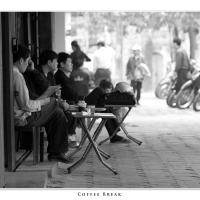 Coffee Break by Jorgen Udvang in Jorgen Udvang