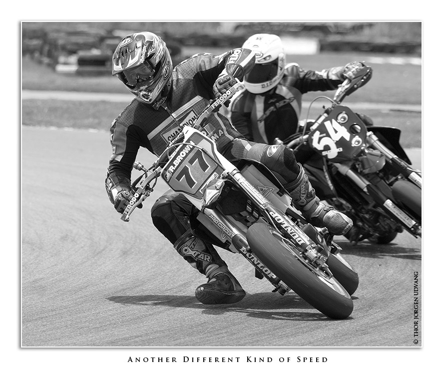 Another Different Kind Of Speed by Jorgen Udvang in Jorgen Udvang