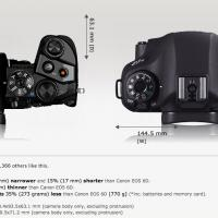 E-m1 Vs. 6d by Jorgen Udvang in Stuff