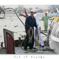 End Of Voyage by Jorgen Udvang