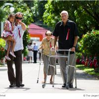 Family Arrival by Jorgen Udvang